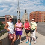 A Visit from our Friends Maureen & Laura from MA - 7/22/12