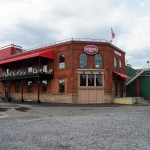 The new Genesee Brewery Restaurant, Museum & Gift Shop