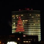HSBC Christmas Tree 12/20/12