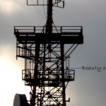 Beauty on Frontier Communication Tower - 1/16/13
