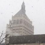 Snowy Kodak Office 2/22/13