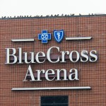 Blue Cross Arena 2/24/13