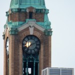 My Favorite Downtown Clock Tower 7-31-13