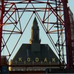 Kodak Office Seen Through FCT 9-18-13