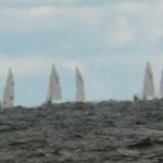 Sailing on Lake Ontario 9-22-13