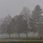 Snowing at BS 11-23-131