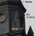 Beauty and Dot.ca on KO 12-28-13