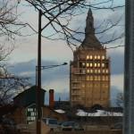 View of West Side of Kodak Office 1-8-14