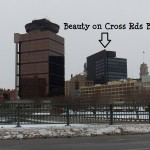 Beauty on the Cross Rds Bldg 1-26-14
