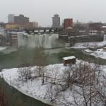 Icy High Falls 1-26-14