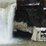 Icy High Falls 1-11-14