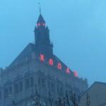 Snowy Kodak Office Tower 1-6-14