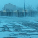 Blowing Snow 1-6-14