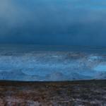 Icy Lake Ontario 1-6-14