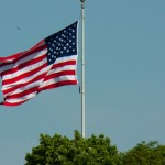 Veteran Over American Flag 5-25-141