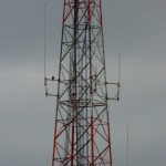 Tesh on the Jail Communication Tower 7-28-14