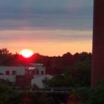 Sunset 7-28-14