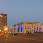 Blue Library in Honor of Daryl Peirson 9-23-14