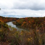 Fall Colors on the Genesee River 10-18-14