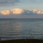 View of a very calm Lake Ontario -12-21-14