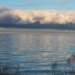 Beautiful Lake Ontario 12-20-14