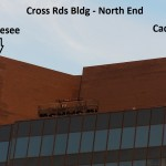Genesee and Cadence on the Cross Rds Bldg -6-29-15