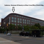 Blue Cross/Blue Shield Bldg Falcon Location -6-27-15