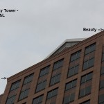 Beauty and Dot.ca on Legacy Tower -12-26-15
