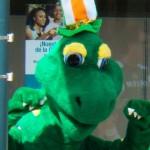 Green Dinosaur -3-12-161
