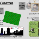 New Merchandise in the Beauty Years & Logo Products 11-20-12